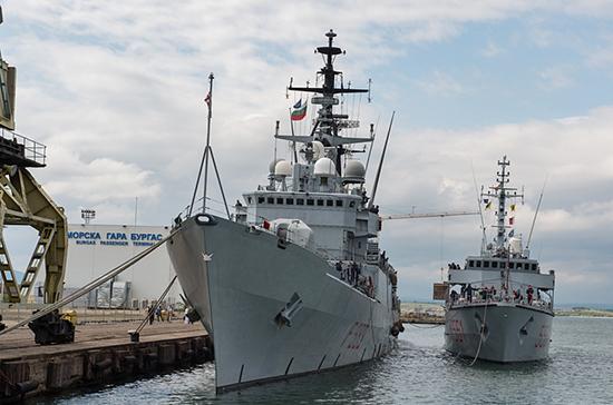 Британия призвала Россию прекратить препятствовать судоходству в Керченском проливе