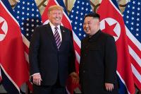 Ким Чен Ын пригласил Трампа посетить столицу КНДР
