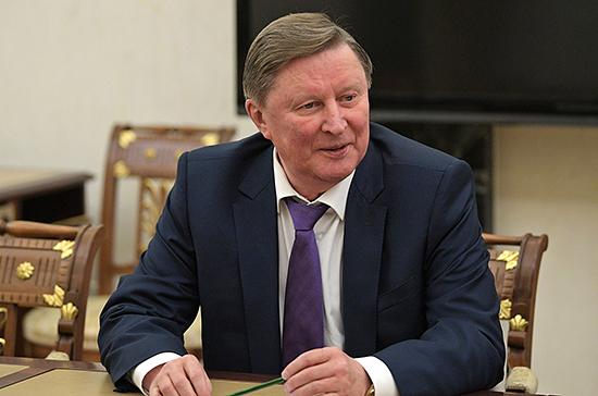 Иванов ответил на заявления о советской «оккупации» Польши