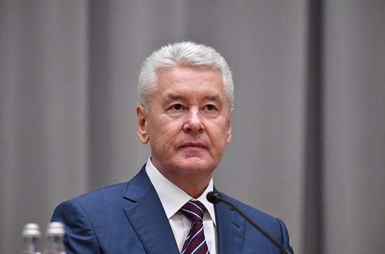 Собянин поздравил избранных депутатов Мосгордумы