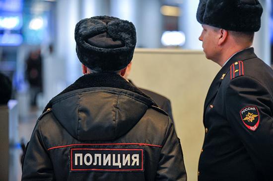 Полицейские могут получить право выносить предостережение