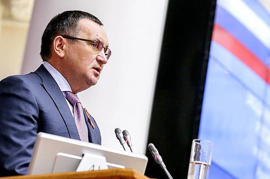 Фёдоров призвал представить предложения в бюджет по финансированию развития Кисловодска