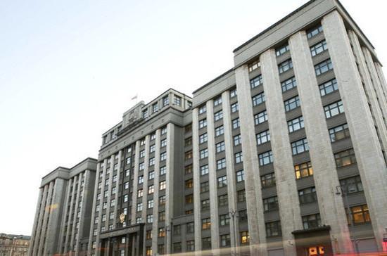 Госдума запросит у ЦБ сведения об условиях обеспечения кредитов по проектному финансированию
