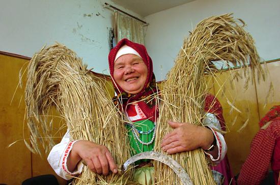 Шерин предложил упростить работникам сельского хозяйства получение надбавки к пенсии