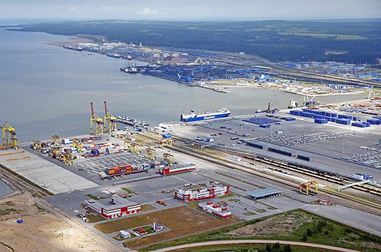 Порт Усть-Луга в Ленобласти может получить новый экспортный потенциал