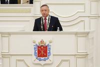 Беглов хочет сделать власть в Петербурге более открытой