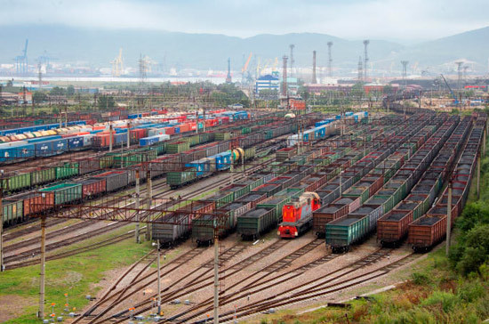 При перевозке транзитных вагонов не нужно будет платить НДС