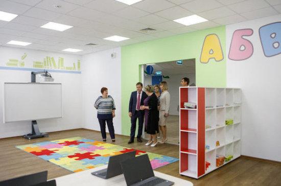 В Воронежской области за год построили 21 детский сад
