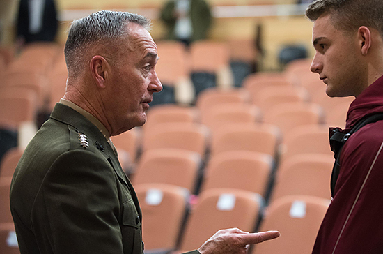 Генерал США заявил о потере военного превосходства НАТО над Россией
