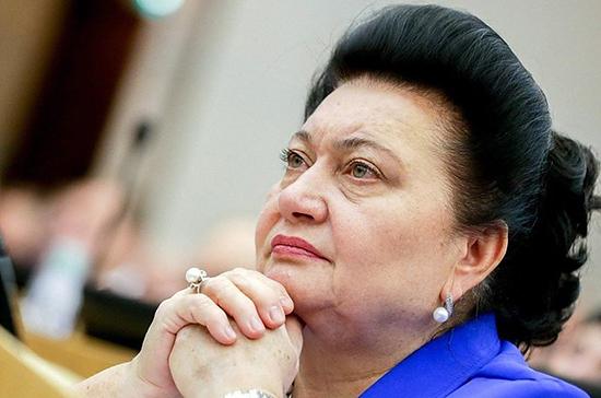 Кармазина перечислила главные наказы аудиторам Счётной палаты