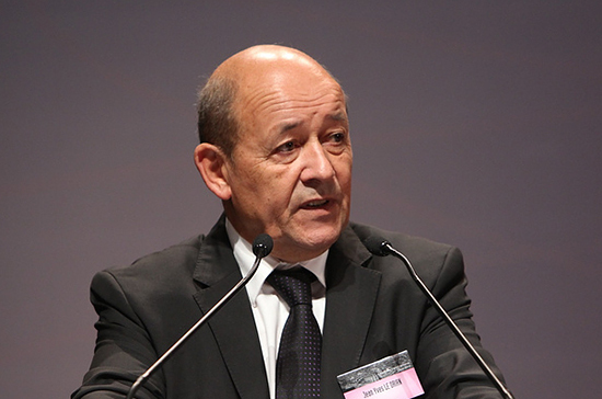 Глава МИД Франции не исключил начала нового этапа в отношениях Москвы и Парижа