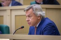 Пушков резко отреагировал на призыв украинского посла «развалить Россию»