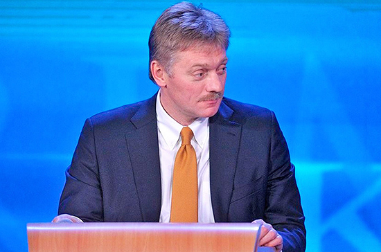 В Кремле знают об имеющихся вопросах WADA к России, заявил Песков