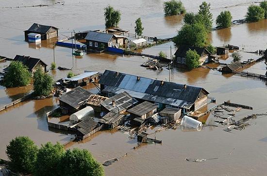 В Правительстве разработали проект создания ТОР в пострадавшем от паводка Тулуне