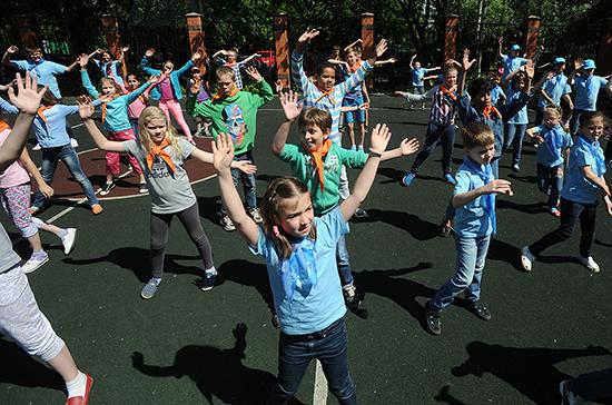 Требования к детским оздоровительным лагерям предложено ужесточить