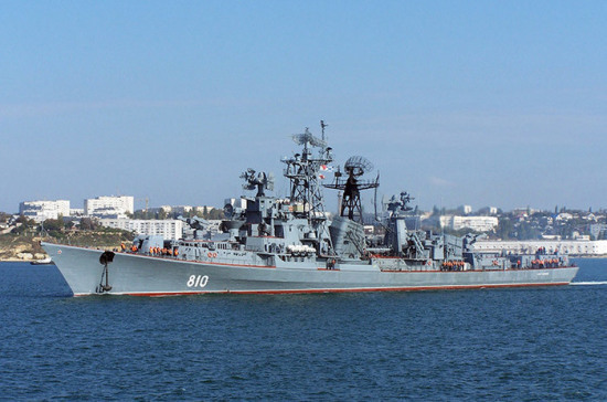 Моряки-черноморцы примут участие в «Русской неделе на Ионических островах»