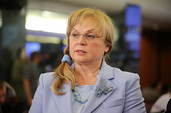 Памфилова отвергла идею ужесточения закона для борьбы с фейками на выборах