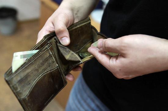 Идею о сохранении прожиточного минимума при взыскании долгов доработали в Правительстве РФ