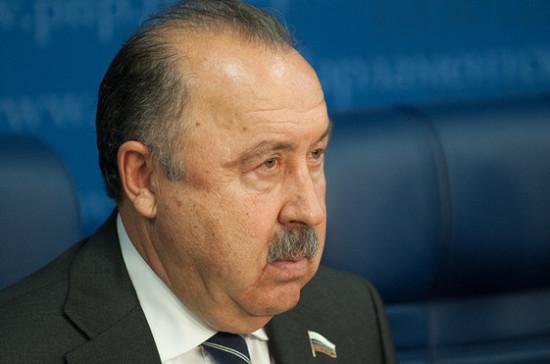 Газзаев призвал не политизировать ситуацию вокруг РУСАДА