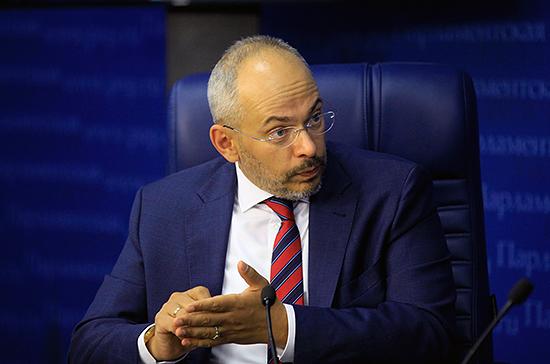 Николаев призвал саморегулируемые организации действовать консолидированно