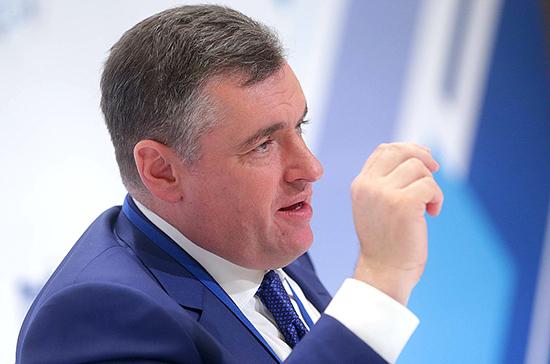 Слуцкий назвал заявление Эстонии о «советской оккупации» кощунством