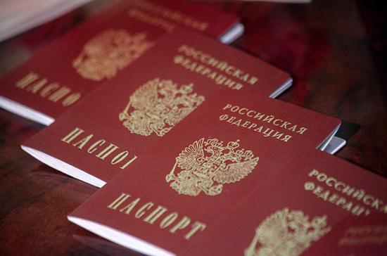 МВД: жители ДНР и ЛНР подали более 87 тысяч заявлений на российское гражданство