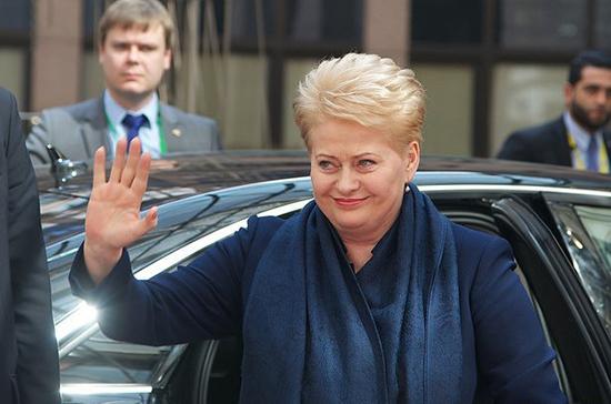 Экс-президенту Литвы предложили новую должность