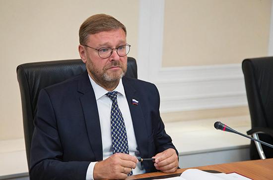 Косачев сообщил, что не получил визу в США для участия в Генассамблее ООН