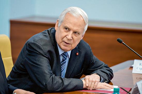 Рыжков раскрыл подробности присвоения ему звания Героя труда