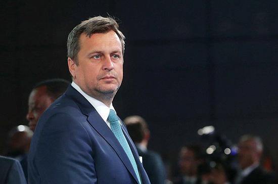 Данко: ЕС не должен изолировать себя от диалога со странами евразийского пространства