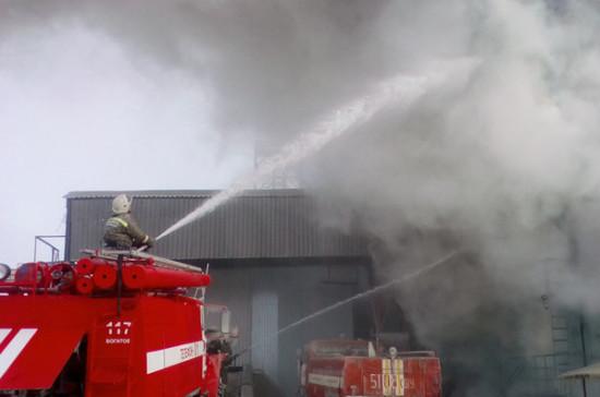 Посетителям ТРЦ будут рассказывать о действиях при пожаре