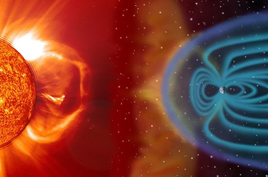 Синоптики предупредили о приближающейся магнитной буре