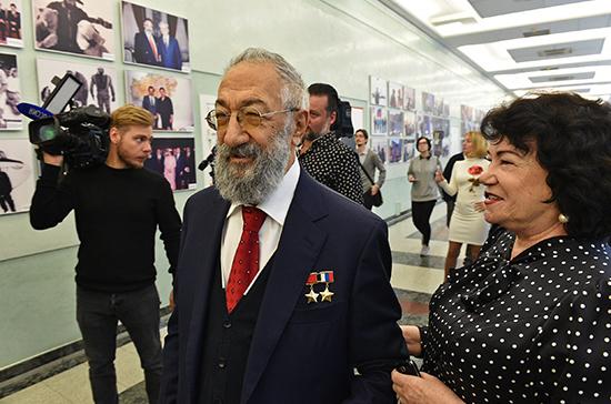 Полярник Чилингаров открыл новые горизонты в политике