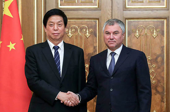 Спикер парламента Китая: США усиливает вмешательство во внутренние дела России и КНР