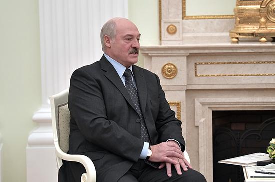 Лукашенко предложил Украине поставлять нефть на белорусские НПЗ и получать нефтепродукты