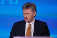 Песков: президент стремится избежать роста напряжённости по вопросу ДРСМД
