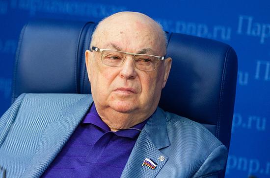 Владимир Ресин выразил соболезнования в связи со смертью Александра Кузьмина