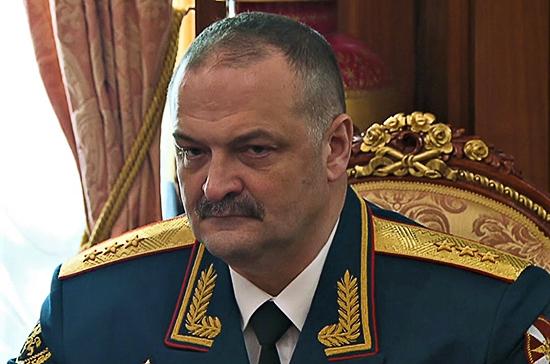 Первый замглавы Росгвардии Меликов назначен сенатором от Ставрополья