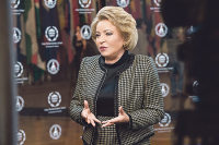 Спикер Совета Федерации прокомментировала публикацию стенограммы разговора Трампа и Зеленского