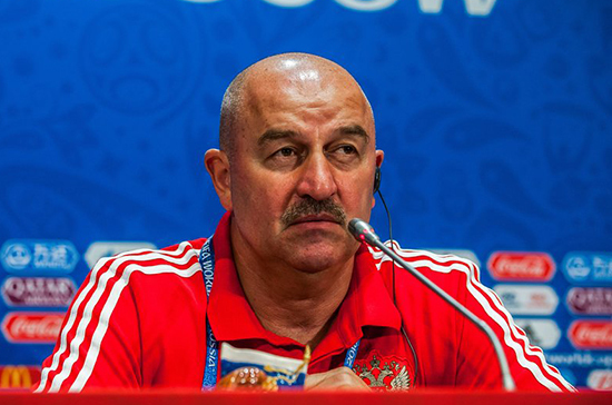Станислав Черчесов назвал состав сборной на матчи с Шотландией и Кипром
