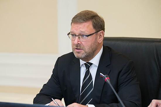 Косачев оценил идею о переносе штаб-квартиры ООН из США