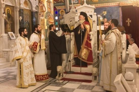 В Греции прошли торжества в честь святого Иоанна Русского