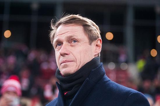 Ловчев прокомментировал отставку Кононова с поста главного тренера «Спартака»