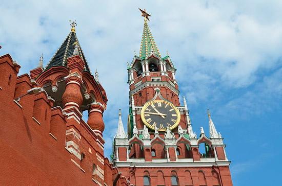 В Кремле назвали условия публикации стенограмм бесед Путина и Трампа