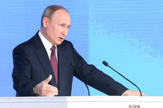 Путин: пилотный проект маркировки товаров в ЕАЭС показал эффективность против контрафакта