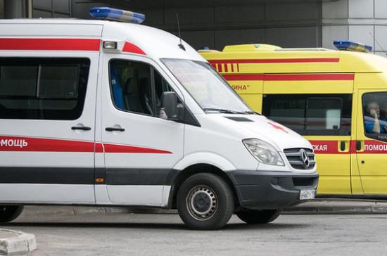 Сотрудника СК ранили ножом у проходной ведомства в центре Москвы