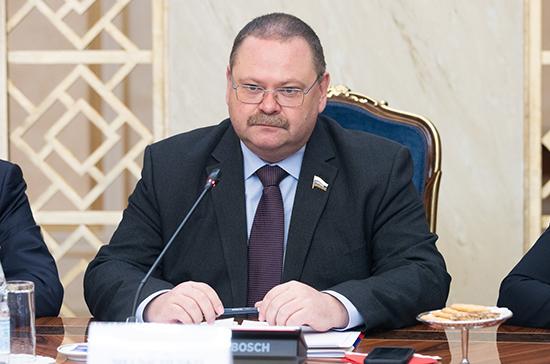 Мельниченко рассказал о работе с регионами по нацпроекту «Жильё и городская среда»