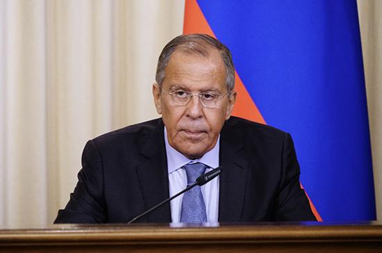 Ближний Восток стал площадкой для политических экспериментов, заявил Лавров