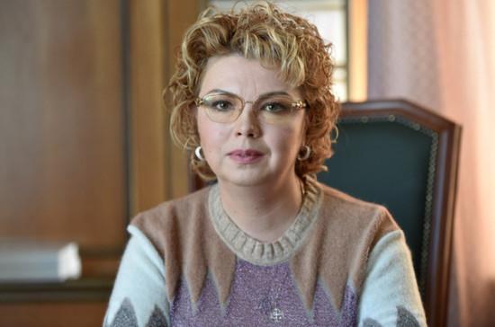 Ямпольская выразила соболезнования в связи со смертью композитора Канчели