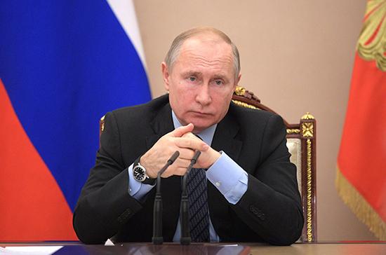 Фундаментальных оснований для резких колебаний цен на нефть нет, считает Путин
